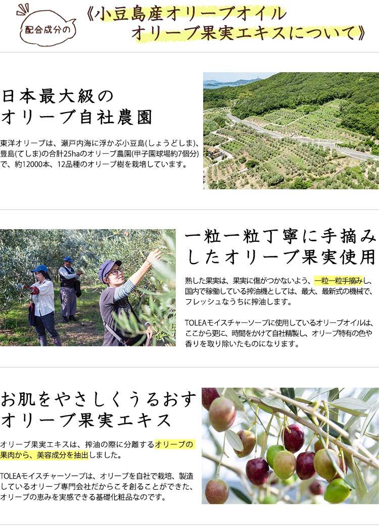 小豆島産オリーブオイル・オリーブ果実エキスについて